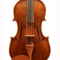 Violin by Nate Tabor for sale at Bridgewood and Neitzert London
