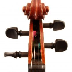 German violin by George Wulme-Hudson 1921 for sale at Bridgewood and Neitzert London