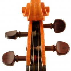 Baroque violin by Paul Bowers 1977 for sale at Bridgewood and Neitzert London
