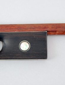 Violin bow by Karl Heinrich Knopf for sale at Bridgewood and Neitzert London