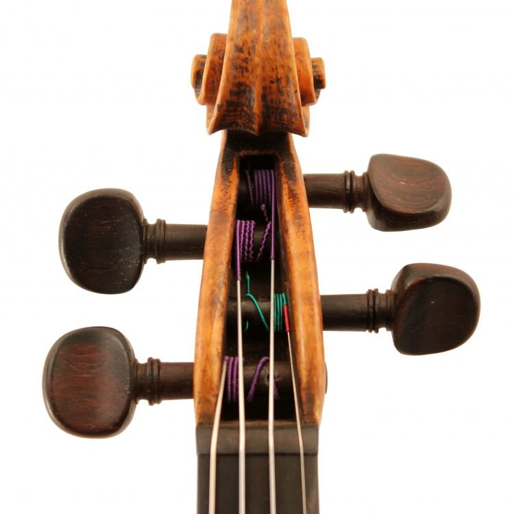 English violin c.1820 for sale at Bridgewood and Neitzert London