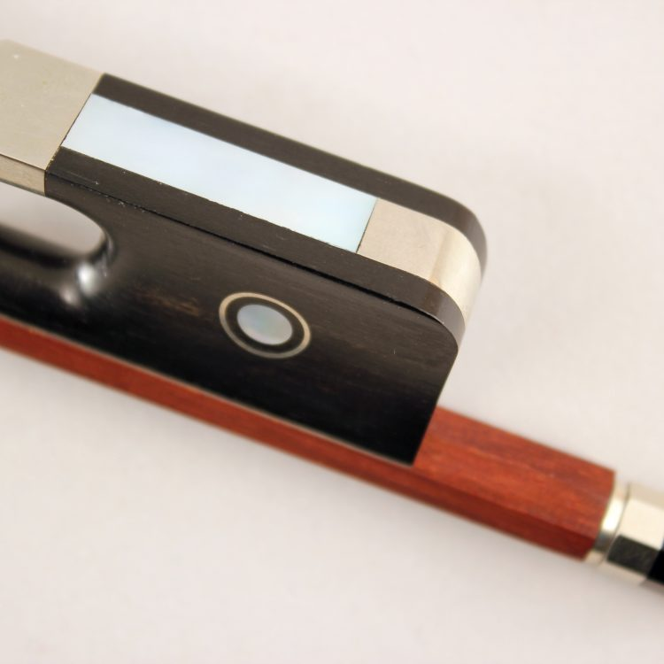 Jaeger cello bow for sale at Bridgewood and Neitzert London