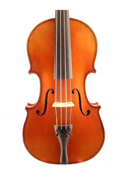 French-Mirecourt-violin-c1920 for sale at Bridgewood and Neitzert London