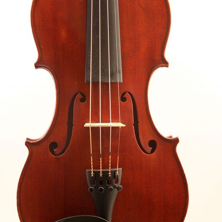 Violin by Jules Lavest Paris 1935 for sale at Bridgewood and Neitzert London