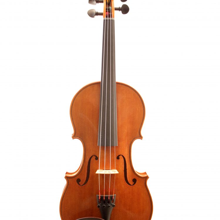 Violin by Ikmke Van Der Werf 2018 for sale at Bridgewood and Neitzert London