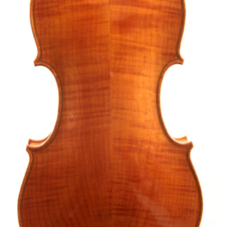 Violin by Tomasz Czaja, Poland 2010 for sale at Bridgewood and Neitzert London