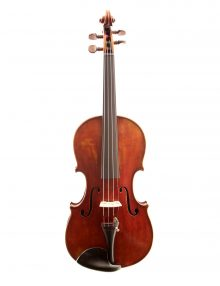 French violin c.1840 for sale at Bridgewood and Neitzert London