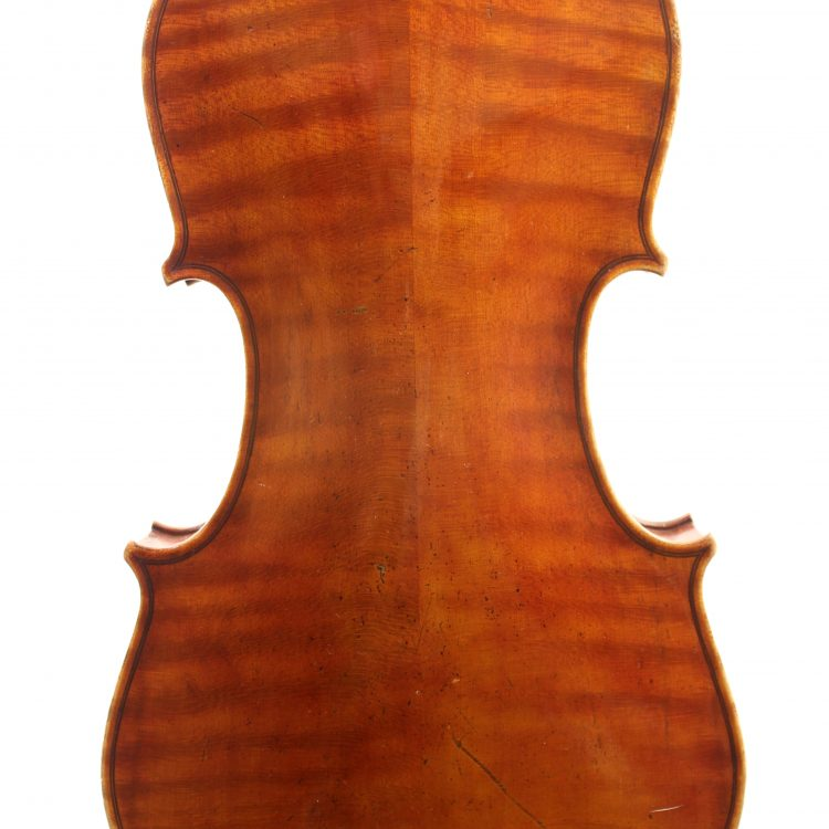 Violin by F.H.Longson London 1902 for sale at Bridgewood and Neitzert