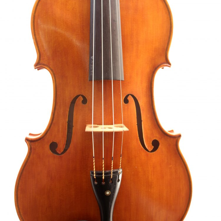 """Viola by Colin Irving 1980 16.25"""" 412mm for sale at Bridgewood and Neitzert London"""
