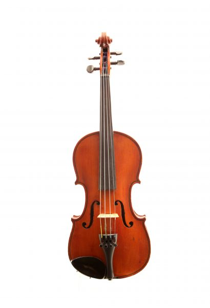 1/2 Size German Violin c.1880 for sale at Bridgewood and Neitzert London