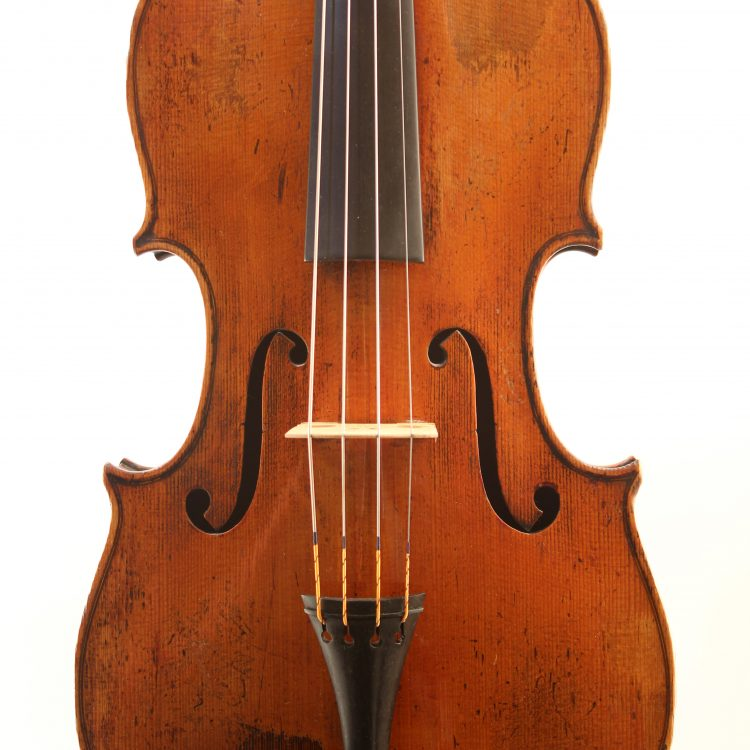 "German viola c.1880 16"" 407mm for sale at Bridgewood and Neitzert London"
