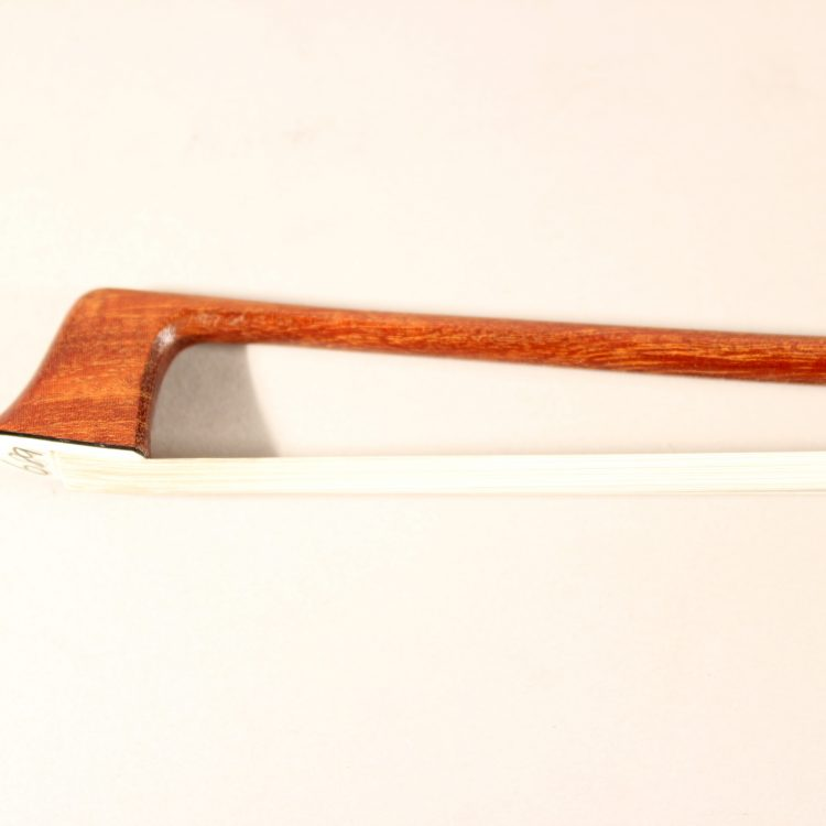 Violin bow by James Tubbs c.1890 for sale at Bridgewood and Neitzert London