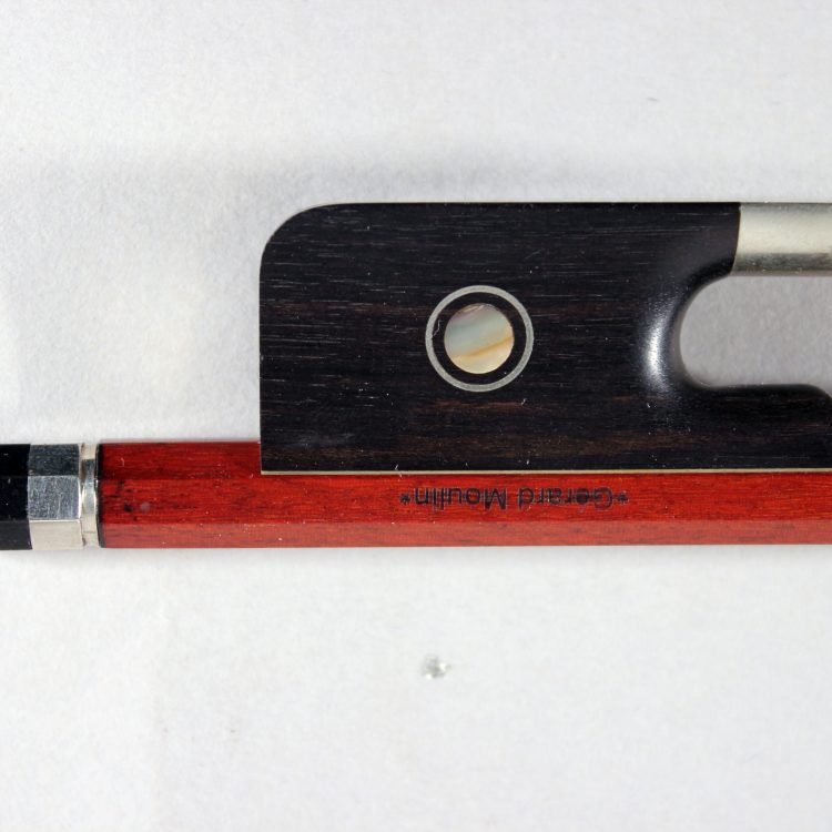 Baroque Violin bow by B&N London 2008 for sale at Bridgewood and Neitzert London