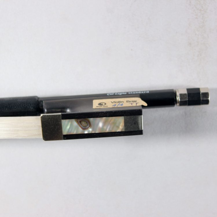 Carbon violin bow 4/4 Col Legno Standard Model for sale at Bridgewood and Neitzert London