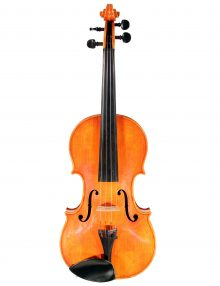 Violin by Susanne Kuester made in Pudlitz 2010 for sale at Bridgewood and Neitzert