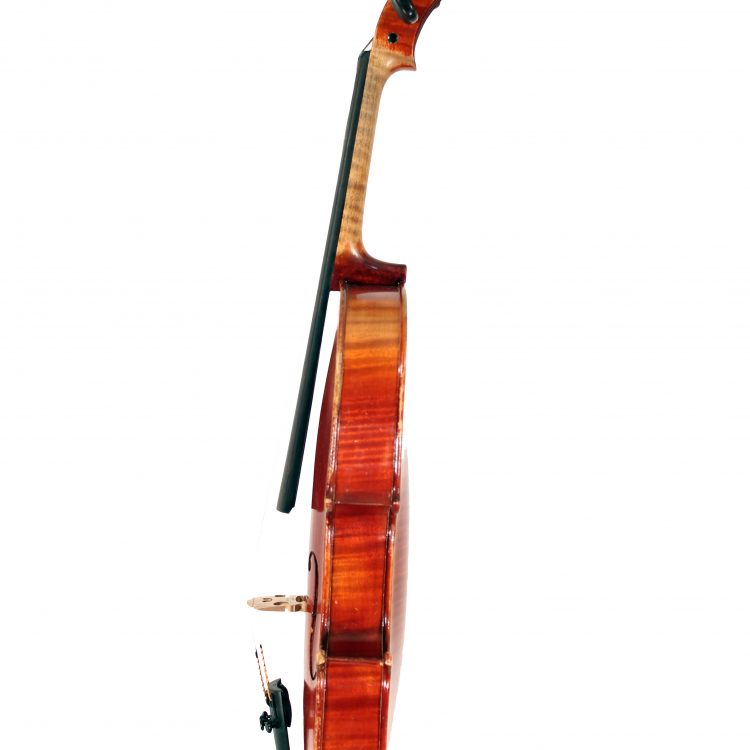 French violin 4/4, probably Mirecourt c.1900 for sale at Bridgewood and Neitzert London