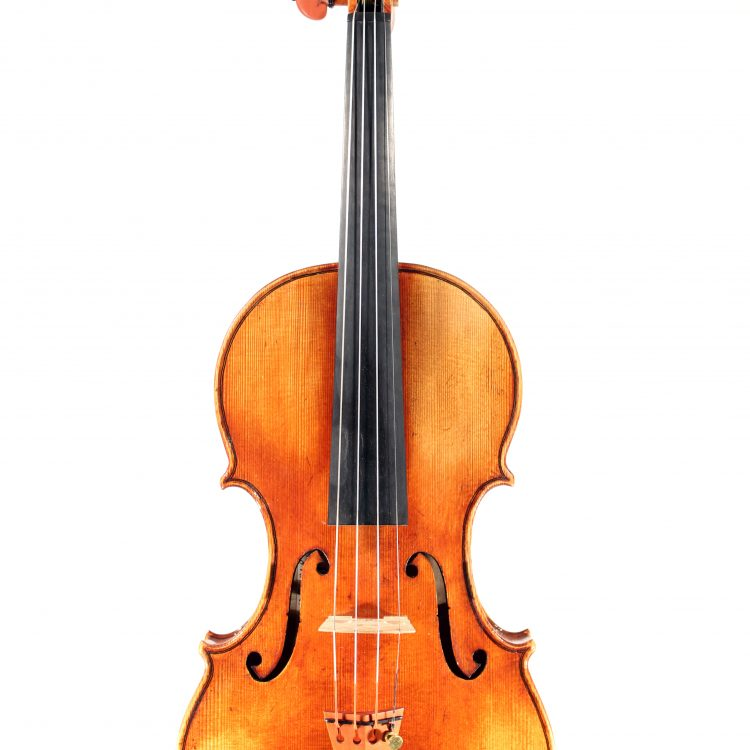 Violin by Patrick Joseph Barden 2016 for sale at Bridgewood and Neitzert London