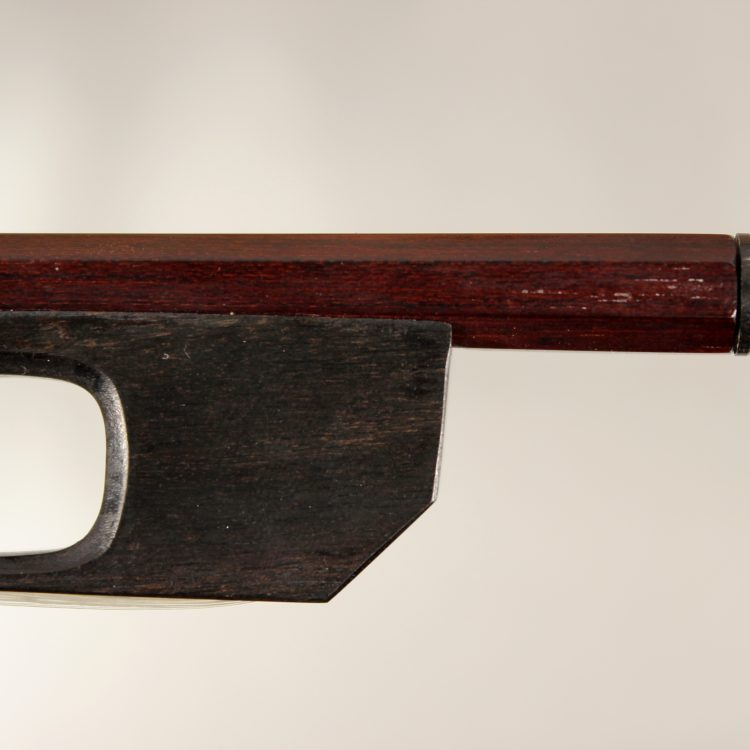 Classical violin bow, maker unknown. for sale at Bridgewood and Neitzert London