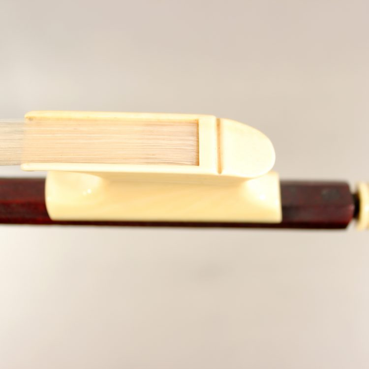 Late baroque/Classical period cello bow by Matthew Coltman for sale at Bridgewood and Neitzert London