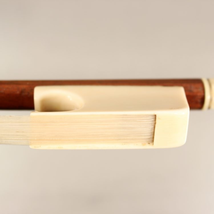 Cello bow Dodd style maker unknown for sale at Bridgewood and Neitzert London