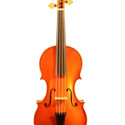Baroque Violin by Rowland Ross for sale at Bridgewood and Neitzert London