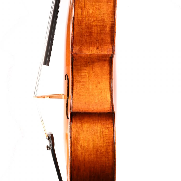 Cello possibly by Lockey Hill c.1790