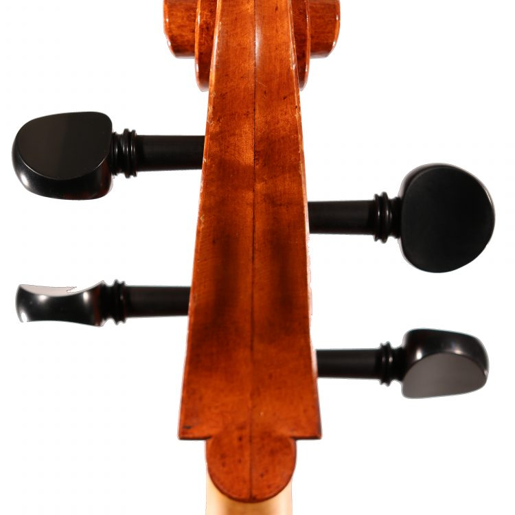 Cello by Anthony Elmsly Basel 2001