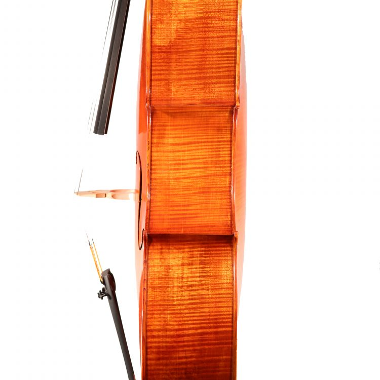 Hungarian maker's cello 2018