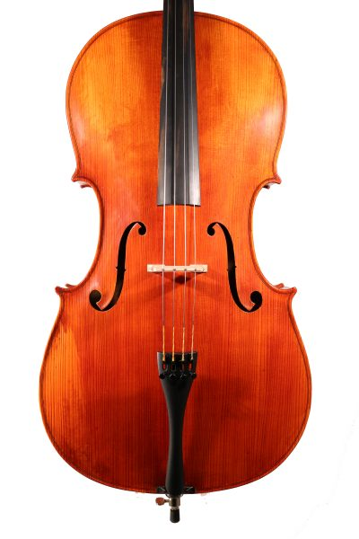 Hungarian maker's cello 2018 for sale at Bridgewood and Neitzert London