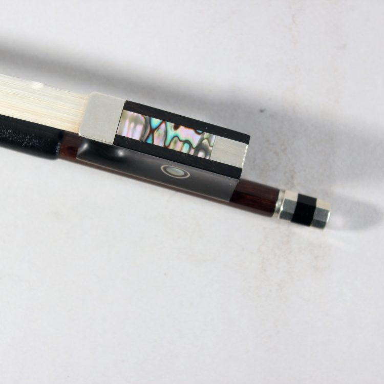 3/4 Violin bow Marco Raposo for sale at Bridgewood and Neitzert London
