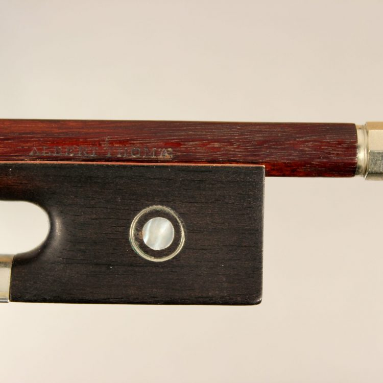 Violin bow By Albert Thoma Hohendorf c.1950. for sale at Bridgewood and Neitzert London