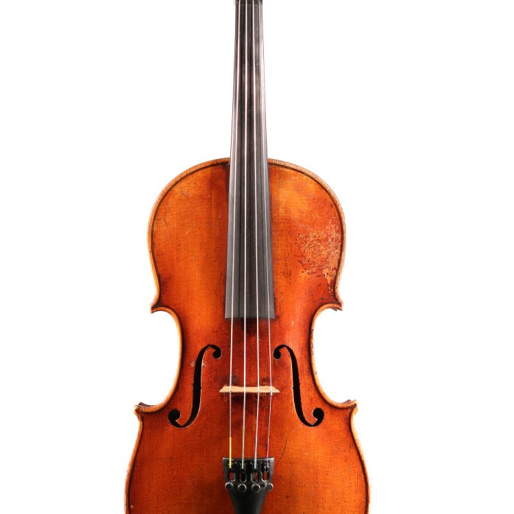 Violin by Rudolf Schuster 1922 for sale at Bridgewood and Neitzert London