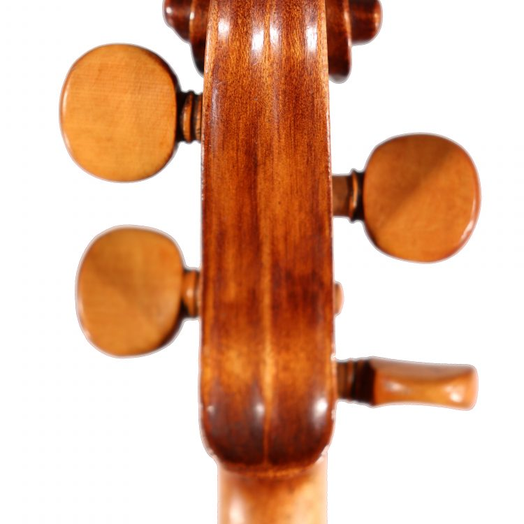 English violin by A Martin, London for sale at Bridgewood and Neitzert London