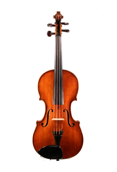 Violin by Joseph C Tarr, Manchester 1888 for sale at Bridgewood and Neitzert London
