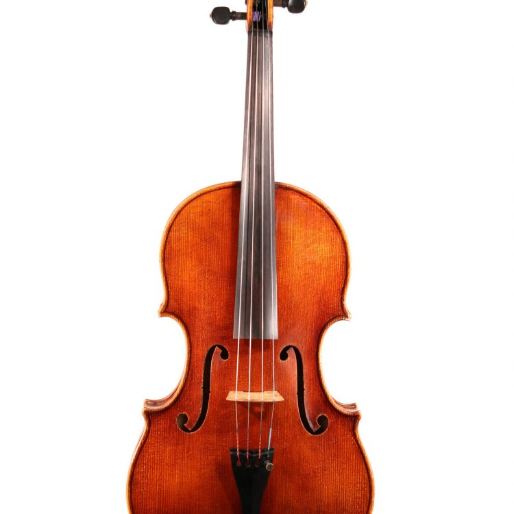 "Viola by Bronek Cison, Chicago 2009 16.5"" 419mm for sale at Bridgewood and Neitzert London"