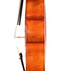 French Cello c.1900 Collin-Mezin Workshop for sale at Bridgewood and Neitzert London