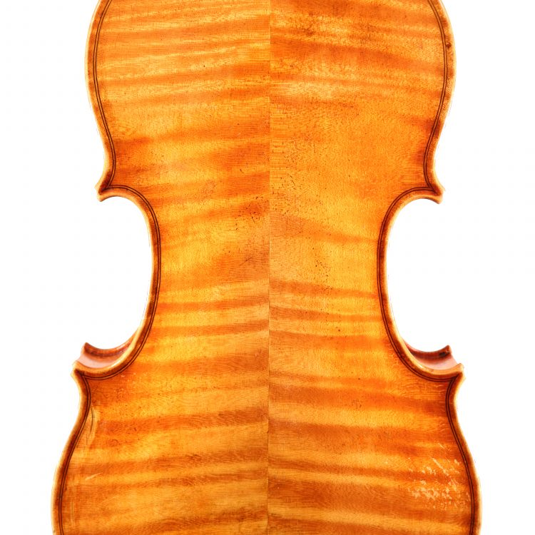Violin German, probably Bubenreuth c.1970 for sale at Bridgewood and Neitzert London