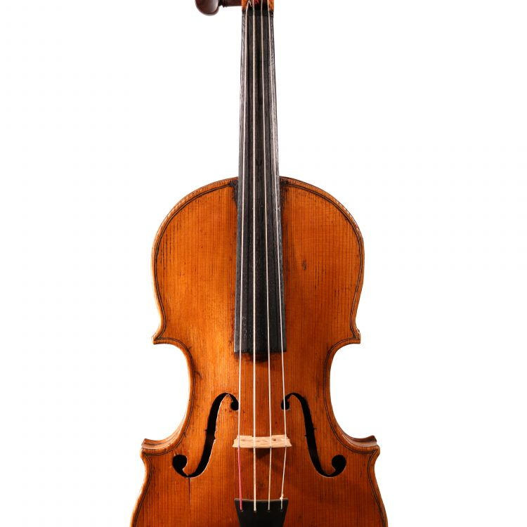 Baroque violin Italy c1800 for sale at Bridgewood and Neitzert London