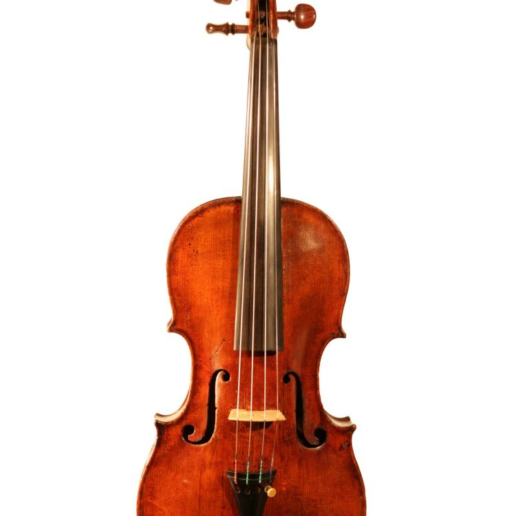 German violin Hopf school c1880 for sale at Bridgewood and Neitzert London