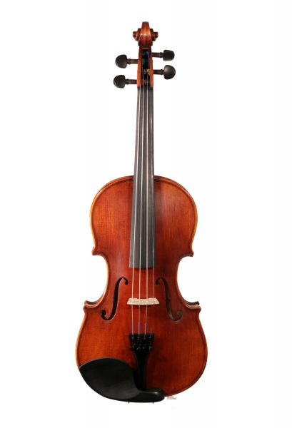 Westbury antiqued Violin Outfit 4/4 for sale at Bridgewood and Neitzert London