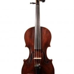 German violin (Saxon) c.1880 for sale at Bridgewood and Neitzert London