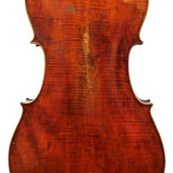Cello Joseph Hill Workshop c.1780