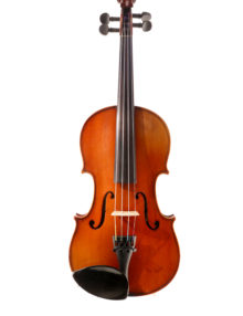 3/4 Thibouville Lamy violin for sale at Bridgewood and Neitzert London