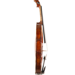 Violin adjsuted and varnished by Andrew Sutherland 2013