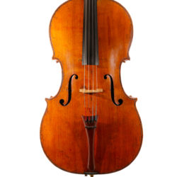 Fine cello by William Forster III for sale at Bridgewood and Neitzert London