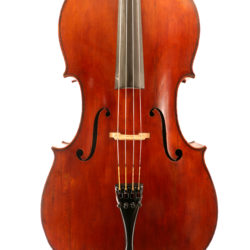 Cello by Honore Derazey 1855