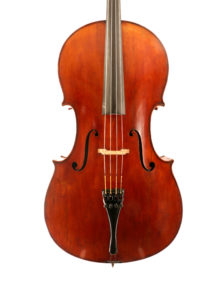 Cello by Honore Derazey 1855 for sale at Bridgewood and Neitzert London