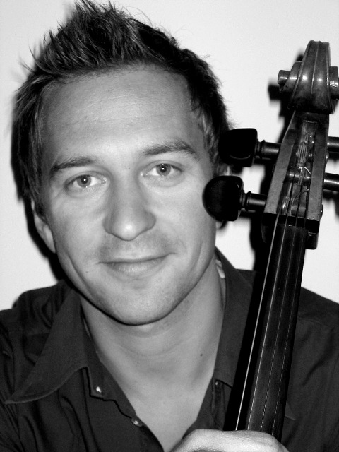 Ian Burdge cellist