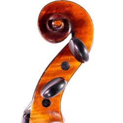 French violin 3/4 size c.1890