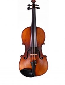 Fine 3/4 French violin available for sale at Bridgewood and Neitzert London